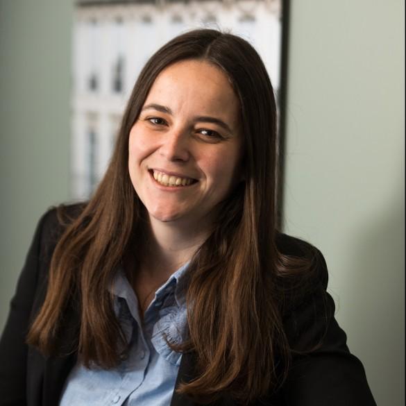Kim Vigouroux - avocate